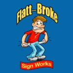 flattbroke