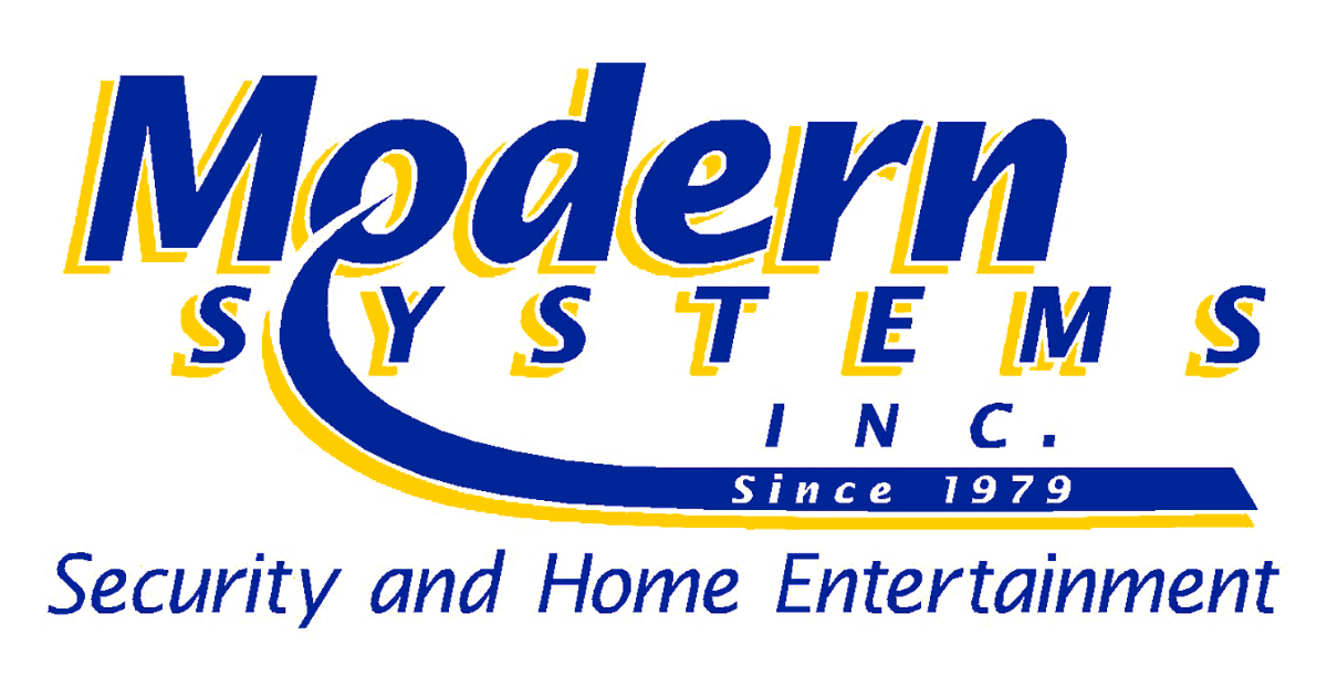 Modern systems inc logo