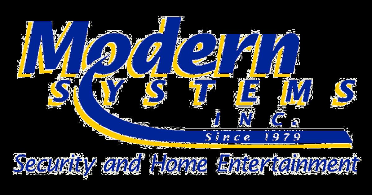 Modern systems inc logo